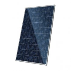 275W Canadian Solar silver poly panel