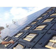 GSE Integrated Roof System Complete System Landscape for all other modules