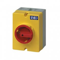 IMO AC Isolator 3 pole 20A