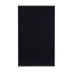 300W JA Solar Percium all black mono panel 35mm