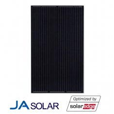 280W JA Solar Smart all black mono panel