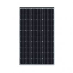 300W JA Solar Percium black frame mono panel 35mm