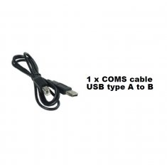 COMS cable USB type A to B