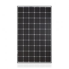 300W Q Cells Peak G4 black frame mono panel