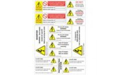 PV Safety Signs