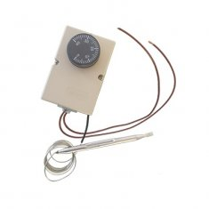 SolarVenti Thermostat internal - Start control - adjustable from 0º to 60º C