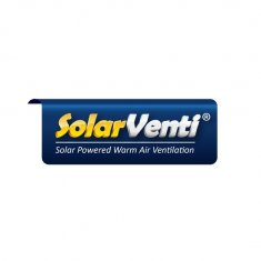 SolarVenti Pipe fan 3.4 W