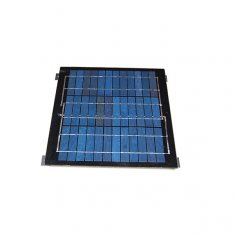 SolarVenti 12W Solar cell with brackets