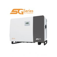 Solis 3 phase 5G 25kW with DC