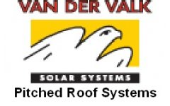 Van Der Valk Pitched Roof Solar Mounting Systems